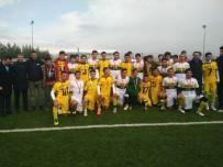 Diyarbakır'da Spor Lisesi Şampiyon Oldu