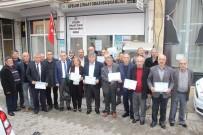 MEHMET ESEN - Efeler Ziraat Odası Delegeleri Mazbatalarını Aldı