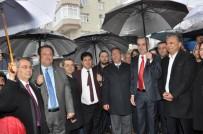 SEÇİM SÜRECİ - Esen, İlk Seçim Ofisini Açtı
