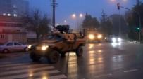 Fırat'ın Doğusu'na Askeri Sevkiyat