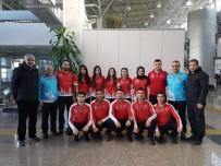 KARAKURT - Genç Milli Takım Finlandiya Seferine Çıktılar