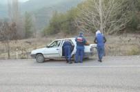 İki Karacayı Vuran Avcılara 13 Bin Lira Ceza