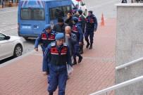 Kaçak Define Avcılarına Suçüstü Operasyon Açıklaması 5 Gözaltı