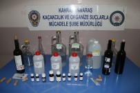 Kahramanmaraş'ta Sahte İçki Operasyonu