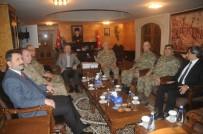 TUGAY KOMUTANI - Kara Kuvvetleri Komutanı Orgeneral Dündar Mardin'de