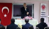 İMAM HATİP LİSESİ - Karaosmanoğlu Laboratuvar Açılışına Katıldı