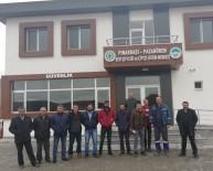 MURAT ÜLKER - Kayseri Şeker'de Çiftçi Eğitimleri Devam Ediyor