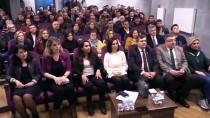 MEHMET SIYAM KESIMOĞLU - Kırklareli'de 'Gençlik Örgütlerinden Yerel Yönetimlere' Konferansı