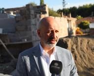 CAMİİ - Kocasinan Belediyesi, 8 Asırlık Camiyi Restore Ediyor