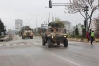 KOMANDO - Komandolar Suriye Sınırına Sevk Edildi