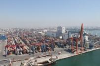 DıŞ TICARET AÇıĞı - Mersin'de 2018 Yılının İlk 3 Çeyreğinde İhracat 7,3 Milyar Dolara Ulaştı