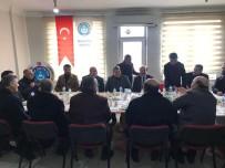 MILAT - MHP'li Fendoğlu, Türk Eğitim Sendikasını Ziyaret Etti