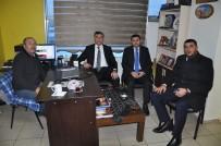MHP'nin Kars Belediye Başkan Adayından İHA'ya Ziyaret