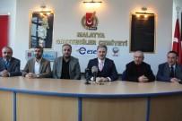 ALI ER - Milletvekilli  Çakır'dan Gazeteciler Cemiyetine Ziyaret