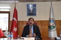 ADALET VE KALKıNMA PARTISI - Muş Belediyesinden Yılın İlk Meclis Toplantısı