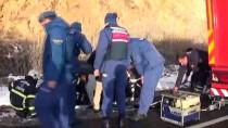 Nevşehir'de Trafik Kazası Açıklaması 2 Ölü, 2 Yaralı