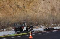 Nevşehir'deki Kazada Hayatını Kaybedenlerin Kimlikleri Belli Oldu
