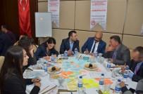 SÜLEYMAN DEMIREL ÜNIVERSITESI - SDÜ'de -'Üniversite Kenti' Isparta'nın 'Gelecek Vizyonu' Çalıştayı