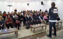 MUSTAFA ÇETIN - Silifke'de Uyuşturucu İle Mücadele Eğitimi