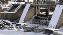 Soğuk Hava Barajı Dondurdu