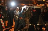 ÖZEL HAREKET - Tartıştığı Aileye Ve Etrafa Ateş Açtı Açıklaması 4 Kişi Operasyonla Yakalandı