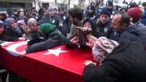 ÇAĞATAY HALIM - Trafik Kazasında Hayatını Kaybeden Polis Memurunun Cenazesi Defnedildi