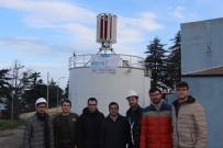 Üniversite Öğrencisi Genç Rüzgar Enerjisi Üretiminde Bir İlki Gerçekleştirdi