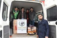 KASTAMONU ÜNIVERSITESI - Üniversiteli Gençler, Diyarbakır'daki Köy Okula Yardım Elini Uzattı