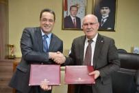Uşak Üniversitesi Ve Uşak Fen Lisesi Arasında İşbirliği Protokolü İmzalandı