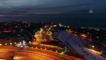 EDREMIT BELEDIYESI - Van'ın Yeni Seyir Terası Açıklaması 'Kız Kalesi'