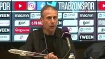 ABDULLAH AVCı - Abdullah Avcı Açıklaması 'Trabzonspor Baskıyı Doğru Sonuçlandıramadı'