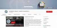 Açıköğretim Sistemi Youtube Kanalı 'Youtube Silver Plaketi' Aldı