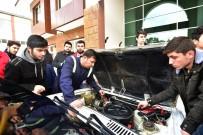 EL SANATLARI - Ahlatlı Gençlere Motor Eğitimi Veriliyor