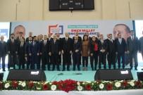 NUMAN KURTULMUŞ - AK Parti Çanakkale Belediye Başkan Adayları Açıklandı