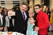 REKTÖR - Anadolu Üniversitesi Memur Personeli 60'Incı Yılı Kutladı