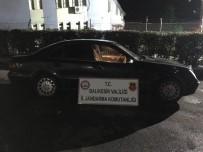 GÜMRÜK VERGİSİ - Balıkesir'de Gümrük Kaçağı Lüks Araç Ele Geçirildi
