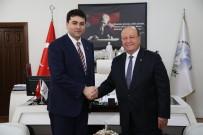 CUMHURİYET HALK PARTİSİ - Başkan Özakcan DP'den Aday Olduğunu Açıkladı