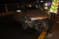 KıZıLAY - Başkent'te 2 Ayrı Kaza Açıklaması 1 Yaralı