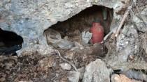 Batman'da Kayalıklar Arasına Gizlenmiş EYP Bulundu