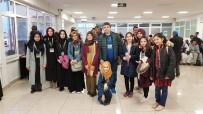 ÖĞRENCİLER - Bilgi Yarışmasının Kazananları Umreye Uğurlandı