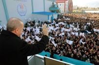 İSTIHBARAT - Cumhurbaşkanı Erdoğan Açıklaması 'Hesabi Değil Hasbi Adaylarla Yol Yürüyeceğiz'