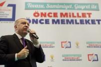 Cumhurbaşkanı Erdoğan Açıklaması 'Ne Çektiysek Hesabi Olanlardan Çektik'