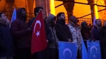'Doğu Türkistan Anadolu'dur Ses Ver Türkiye'