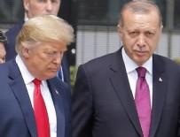 Erdoğan'la Trump arasında kritik görüşme