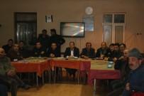 Erzincan İl Tarım Ve Orman Müdürlüğü, Köy Toplantıları Devam Ediyor