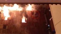 İTFAİYE ERİ - Fransa'da Kayak Merkezinde Yangın Açıklaması 2 Ölü, 18 Yaralı