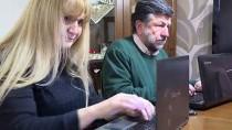 REHABILITASYON - Görme Engelli Avukat Çift Azimleriyle Örnek Oluyor