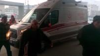 ALANYURT - İki Otomobil Çarpıştı Açıklaması 3 Yaralı