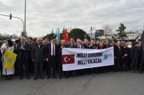 HAYRETTIN NUHOĞLU - İYİ Parti 20 Milletvekili İle Tank Palet Mitingine Katıldı