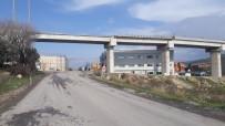 NEMRUT - İzmir'de Köprüden Düşen İşçi Kurtarılamadı